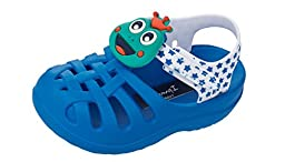 Ipanema Froggy Baby / Infant Sandals-Blue-5