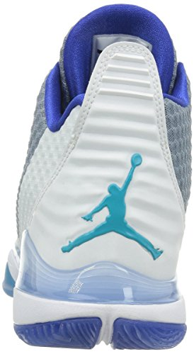 blu Baseball Ghiaccio Nike blu blu Intenso Turchese Jordan Uomo fly Da Scarpe Super Po Bianco 3 xH0Axvw