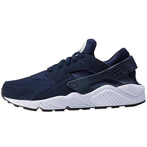 de 856608 Réfléchissant à 010 Obsidian Nike Obsidian Femme Black Haut Manches Blu White Longues Running tRndwdqC