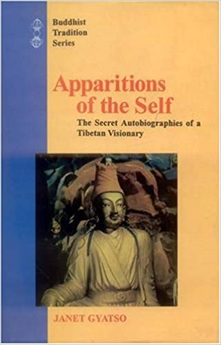 Gyatso Apparitions cover art