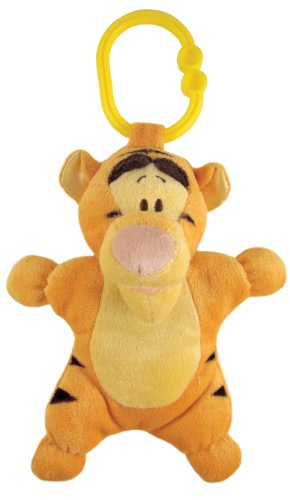 Attachable Light Up Musical Toy, Tigger - Attachable Toys