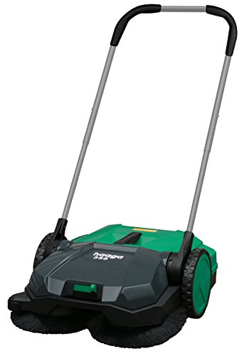 BISSELL BigGreen BG355 Deluxe Triple Brush Push Power Sweeper, 21