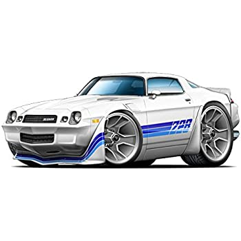 Amazon Com Gf 1980 82 Corvette Chevrolet Wall Decal 2ft