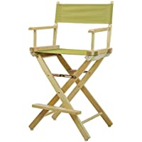 Casual Home 220-00/021-91 Director Chair, 24-Counter Height, Sage