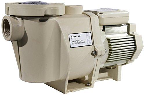 Pentair Whisper Flo 1 HP 3 phase pump