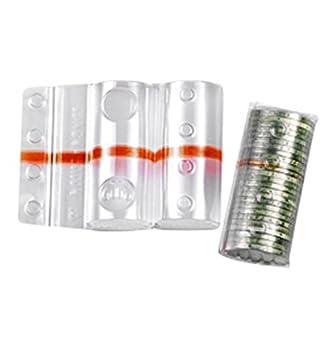 Cilindri per Monete 1 cent 100 pz