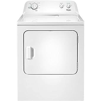 Amazon.com: Whirlpool wed4616fw wed4616fw 7.0 CU. FT ...