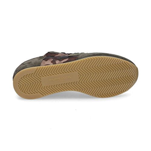 Homme Model Baskets Vert TRLUCF24 Suède Philippe OqTxnO