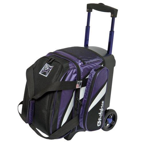 KR Strikeforce Cruiser Single Roller Bag, Purple/White/Black