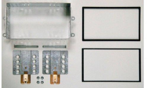 Pioneer Adaptateur autoradio double DIN Pour Nissan Qashqai (modèles à partir de 2007) 12.301214-11 Equipement auto et accessoire