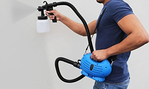 ELECTRIC PAINT SPRAYER HIGH POWER PORTABLE AND DURABLE MATERIAL. - Chicago Pneumatic 20v