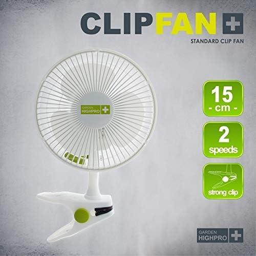 Ventilador Clipfan 15cm 15W: Amazon.es: Hogar