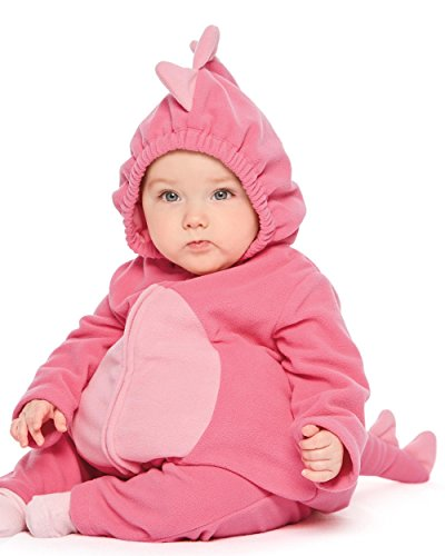 Carter's Baby Girls' Little Monster Costume 12 (Globe Costume Halloween)