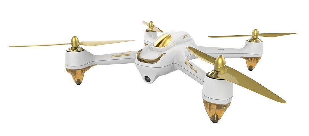 Hubsan H501S X4 Brushless FPV Ready to Fly Quadcopter