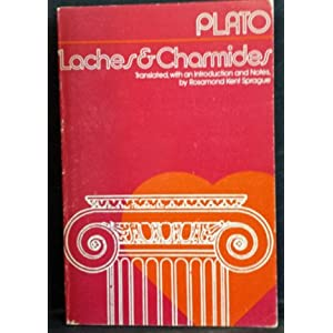 Laches and Charmides (Library of Liberal Arts)