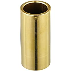 Jim Dunlop 224 Brass Slide, Heavy Wall Thickness, Medium