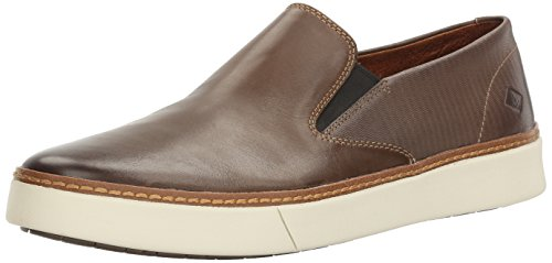 Sperry Top-Sider Men Clipper Twin Gore Casual Shoe Brown