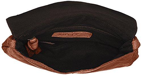 Party Sacs Pcabby Pieces bandoulière Marron Bag Mocca Leather Noos qwRRP