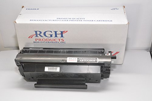 RGH Products(TM) Remanufactured Toner Cartridge Compatible With Panafax UF780/790/6000/UG5510, Panasonic Fax Machines DX-800, UF-6000, UF-780, UF-790. Yields up to 9,000 Pages. Replacement for UG-551 (Fax 551)