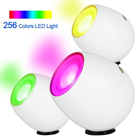 OriGlam Touch Sensor Living 256 Color Changing Mood Light Atmosphere ...