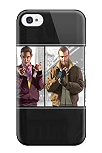 New Style ZippyDoritEduard Hard Case Cover For Iphone 4/4s- Gta