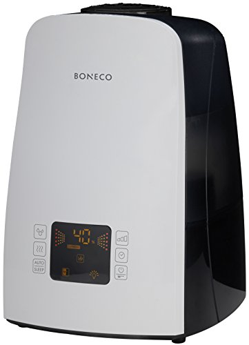 BONECO Warm or Cool Mist Ultrasonic Humidifier U650