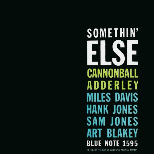 Somethin' Else (CD + LP) (Vinyl)