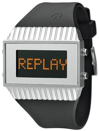 Replay Herren Armbanduhr Quarz - RH5102AND - 46 mm