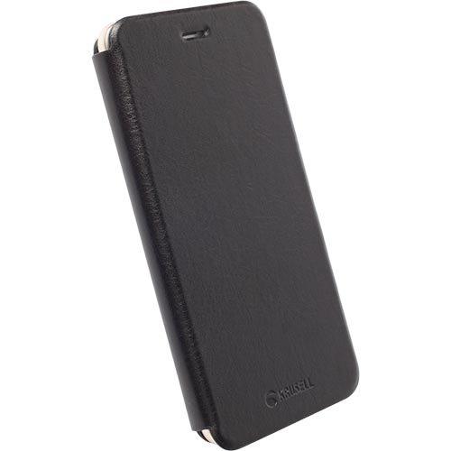 Krusell - 76031 - BookCover - Etui pour iPhone 6 Plus flipCase Donsö - Noir