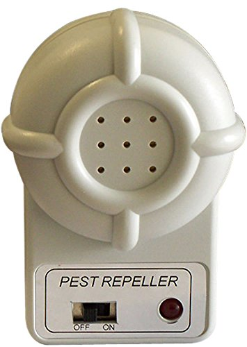 DX610 Pest-A-Repel. Electronic Ultrasonic Pest Repeller ()