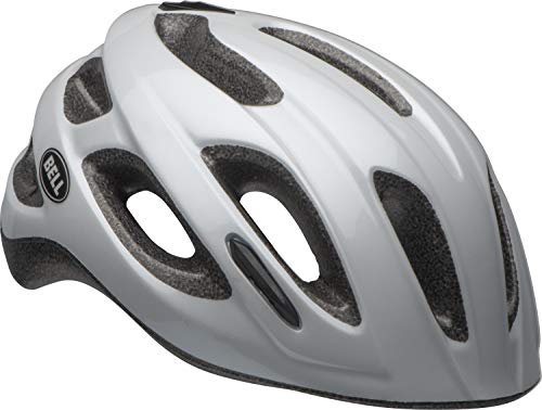 (Bell Adult Pearled White Connect Helmet)