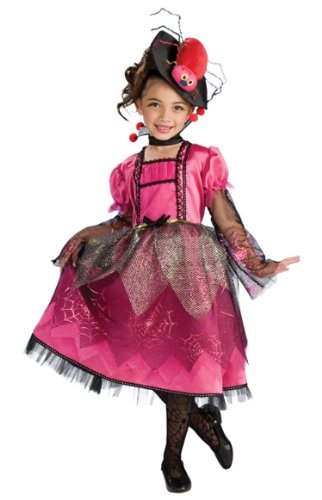 Girls Little Miss Spider Costumes (Kids Little Miss Spider Costume - Toddler)