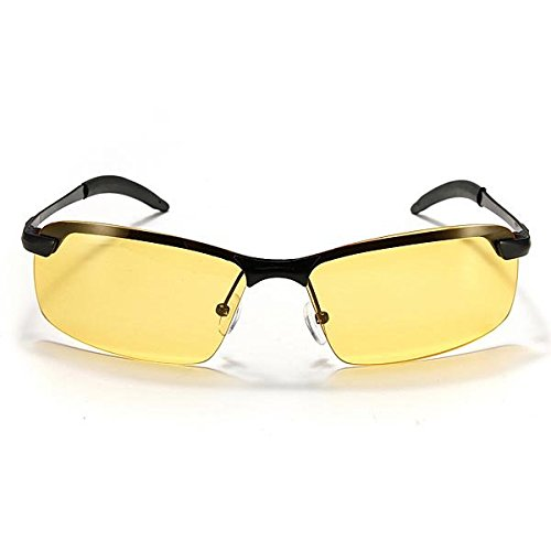 55922aaa8d Amazon.com  Polarized- Uv400 Mens Cycling Driving Polarized Night Vision Glasses  Sun Glassess - 1PCs  Home Improvement