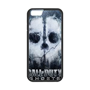 Custom Cover Case Fashion Call of duty Time For iPhone 6 Plus 5.5 Inch SXSWL948015