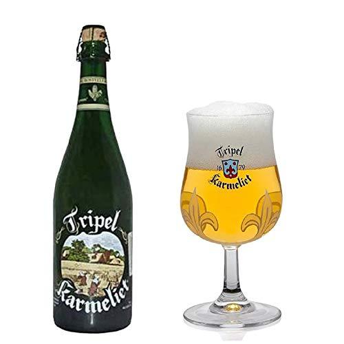 Kit Cerveja Tripel Karmeliet Taça