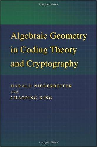 Se lataa foorumeita Algebraic Geometry in Coding Theory and Cryptography RTF by Harald Niederreiter