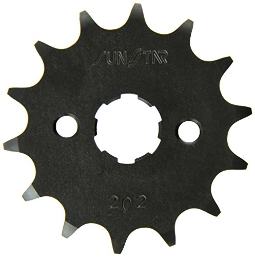 (Sunstar 20214 14-Teeth 428 Chain Size Front Countershaft Sprocket)
