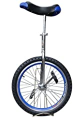 "Material: rim: high power double wall aluminum fork: made from steel tube, chromed the one tube above: 1*0.06inch (25.4*1.5mm) the two tubes below: 0.98*0.05inch (25*1.2mm) tire: black rubber tire, 2.125""width, Nylon saddle: PVC quick release..."