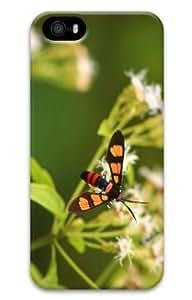 iPhone 5S Customized Unique Print Design Lonely 5 iPhone 5 5S Cases 3D