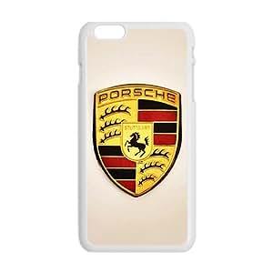 Cool-Benz Luxury cars logo porsche Phone case for iPhone 6 plus