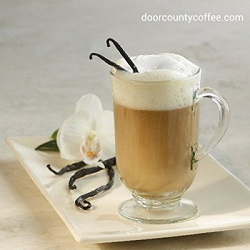 FRENCH VANILLA CAPPUCCINO FRAGRANCE OIL - 8 OZ - FOR CANDLE & SOAP MAKING BY VIRGINIA CANDLE SUPPLY - FREE S&H IN USA
