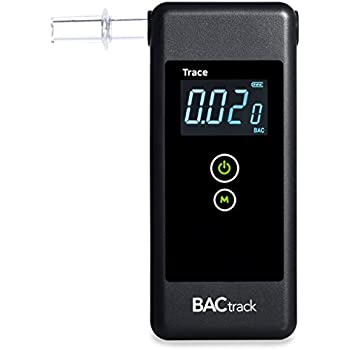 BACtrack Trace Professional Breathalyzer Portable Breath Alcohol Tester