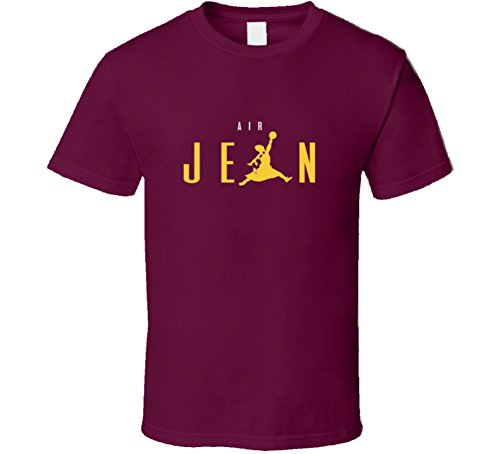 - Sister Jean Air Jordan Parody Chicago Loyola University March Madness Basketball T Shirt L Burgundy