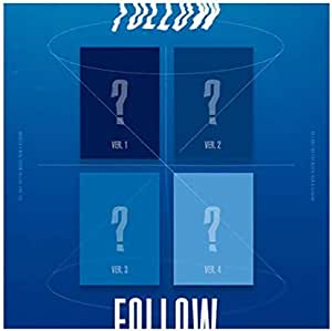 Monsta X - Mini album 'Follow - Find You' (Random Ver)