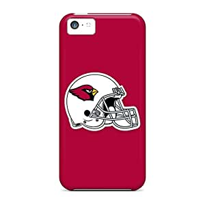 Waterdrop Snap-on Arizona Cardinals 5 Case For Iphone 5c