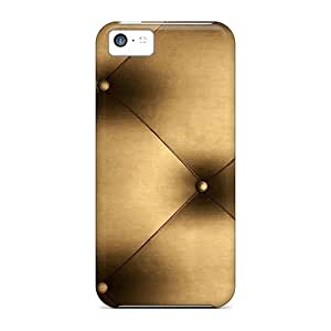 Awesome Comfort Texture Flip Case With Fashion Design For Iphone 5c by icecream design