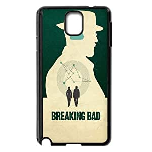 Minimal Breaking Bad Samsung Galaxy Note 3 Cell Phone Case Black phone component RT_399157