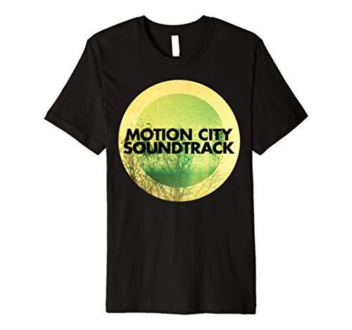 Motion City Soundtrack - Go - Official Merchandise Premium T-Shirt