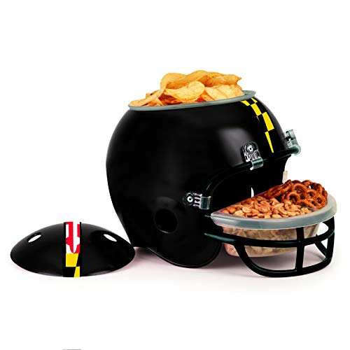 WinCraft NCAA University of Maryland Snack Helmet