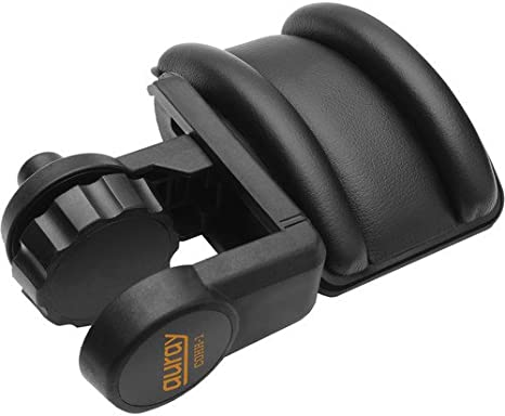 Auray Headphone Holder With Padded Cradle and Adjustable Angle